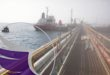 إيقاف العمل بمعمل الغاز بميناء الزويتينة لغرض الصيانة