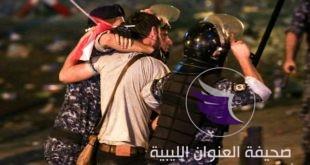 استعدادات لتظاهرات شعبية جديدة في لبنان غداة قمع التحركات بالقوة ليلاً