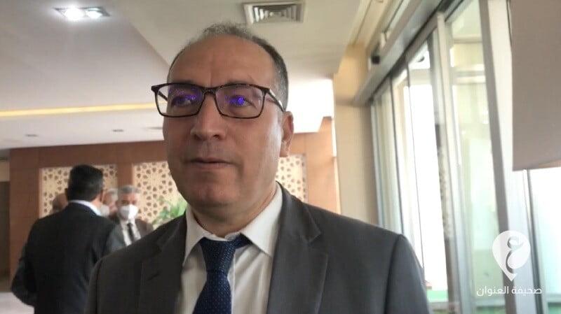 السفير التونسي لدى ليبيا، الأسعد العجيلي
