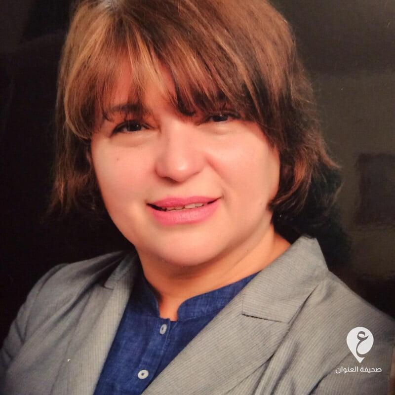ليبيا- عضوة اللجنة القانونية بملتقى الحوار السياسي المحامية آمال بوقعقيص
