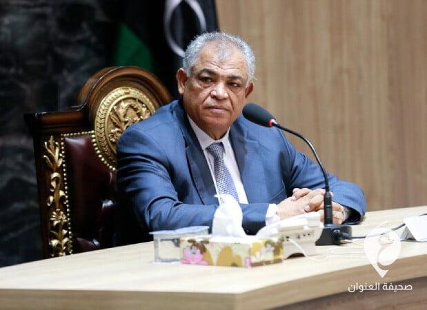 ليبيا- النائب الأول لرئيس الحكومة، حسين القطراني