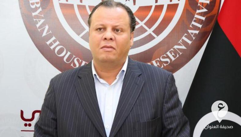 ليبيا- رئيس لجنة الدفاع والأمن القومي بمجلس النواب طلال الميهوب
