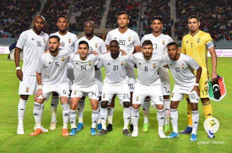 منتخب ليبيا لكرة القدم