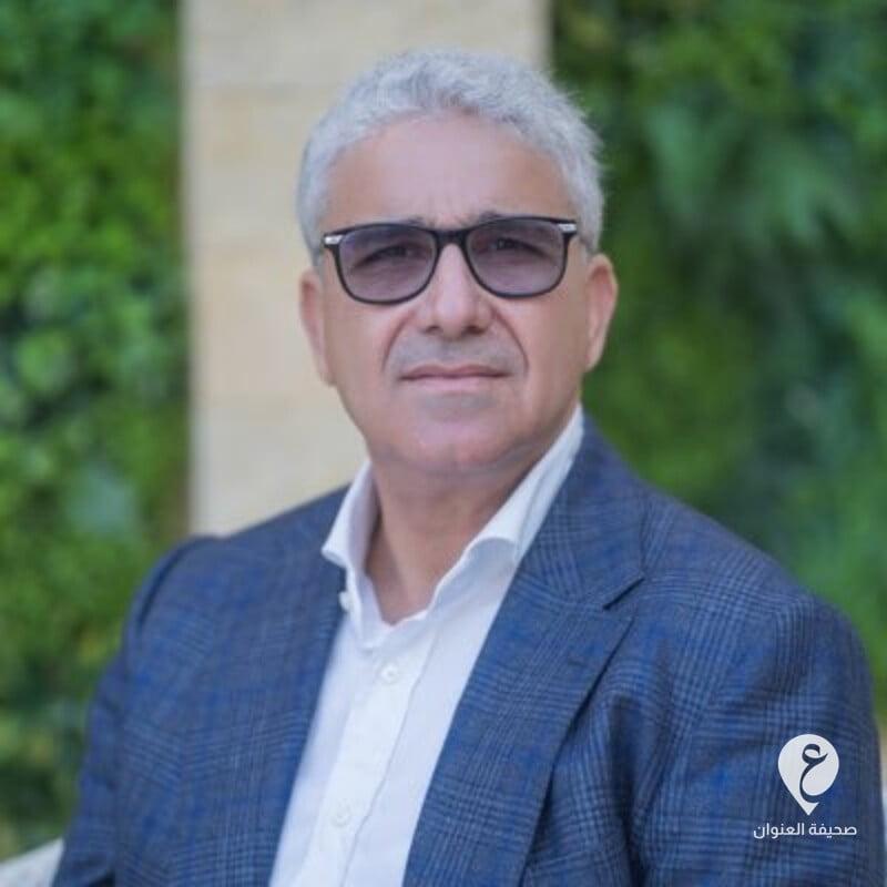 وزير الداخلية الأسبق بحكومة الوفاق فتحي باشاغا
