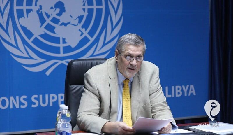 يان كوبيش، المبعوث الخاص للأمين العام للأمم المتحدة إلى ليبيا