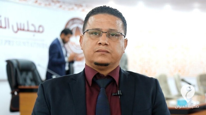 المتحدث باسم مجلس النواب عبدالله بليحق