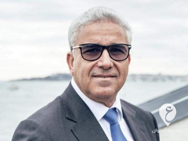 وزير الداخلية الأسبق بحكومة الوفاق، فتحي باشاغا